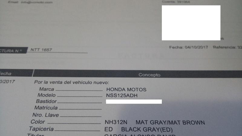 Perdida o robo de la Smart key Honda Forza 125 Img_2012