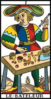 Tarot de Wirth vu par le Fou Batele11