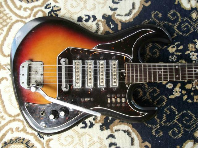 Elli Sound - Guitarras antigas 36172710