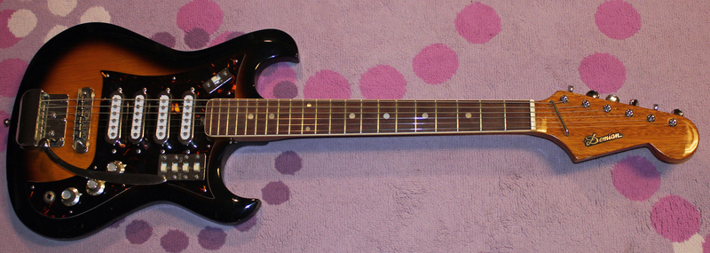 Elli Sound - Guitarras antigas Demian10