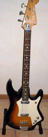 Elli Sound - Guitarras antigas Elliso12