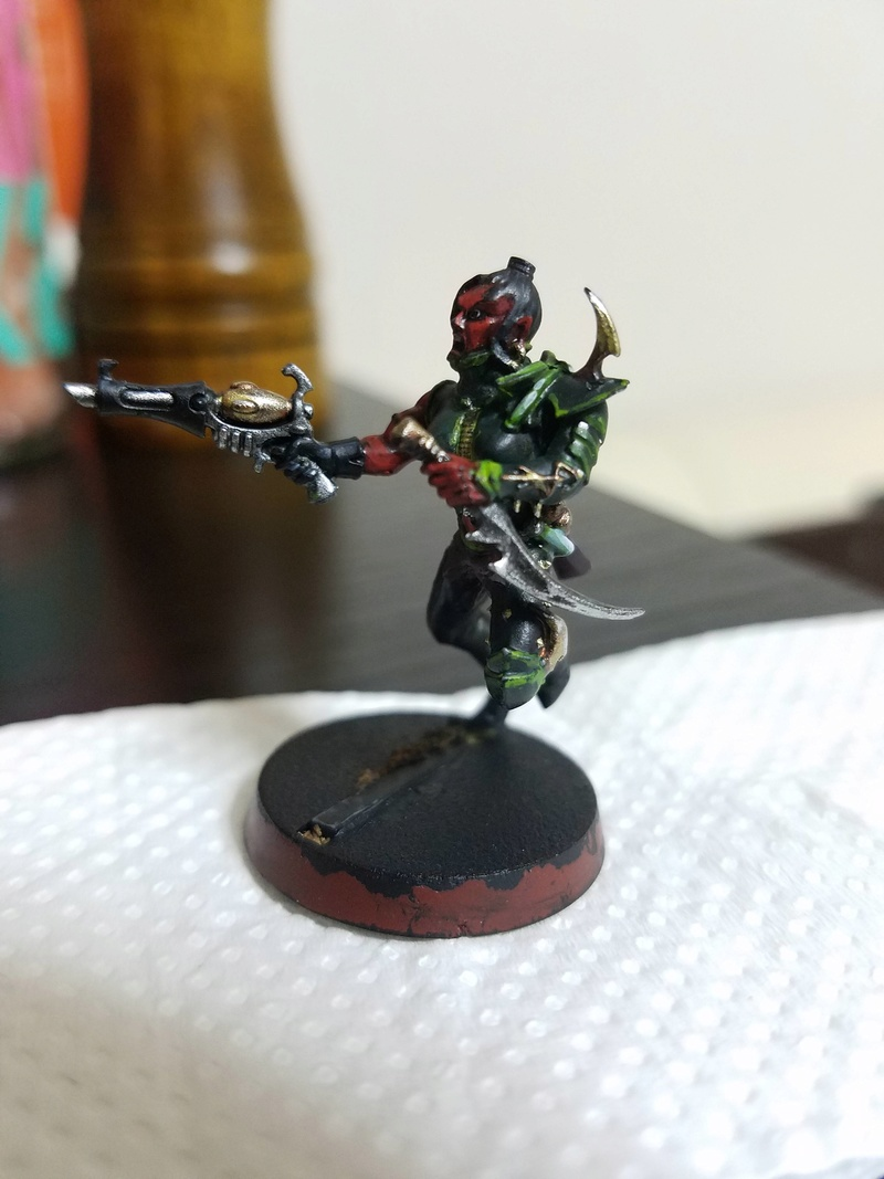First Painted Wych! Dark_e10