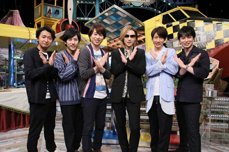Yoshiki invité du prochain Shiyagare Yoshik10
