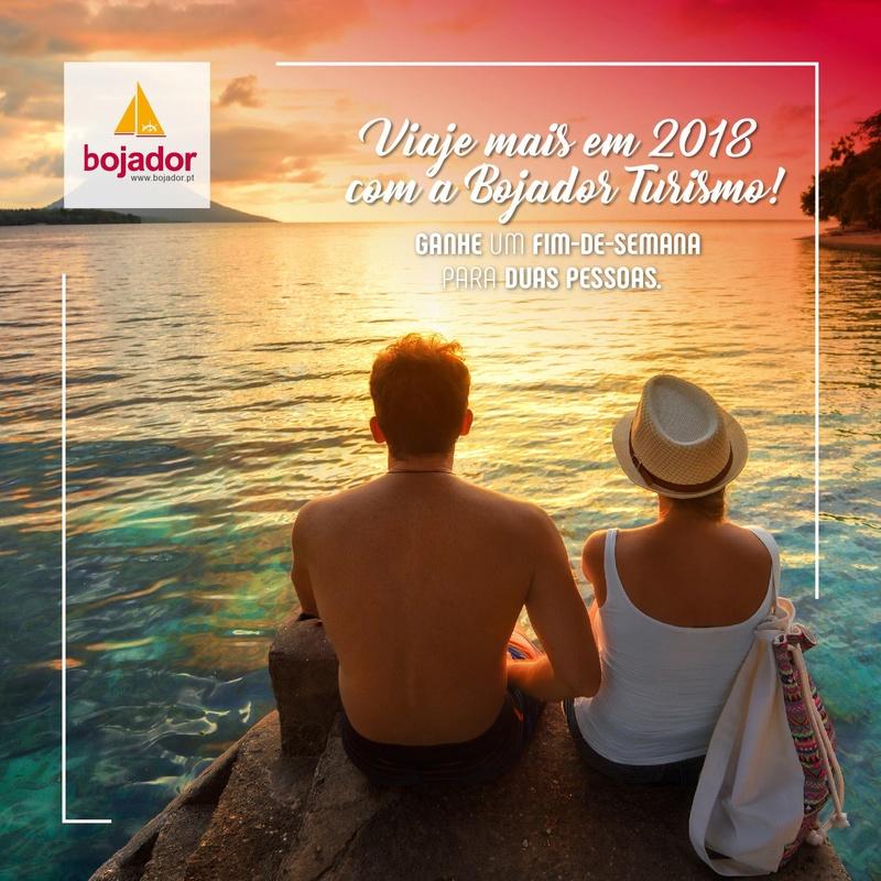 Viaje mais em 2018 com a Bojador Turismo!  26849910