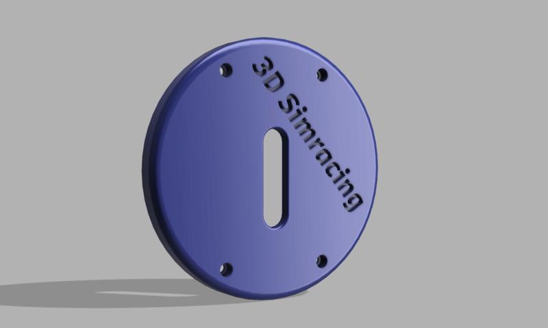 [3D Simracing] Conception de produits bon marché pour le Simracing 15152812