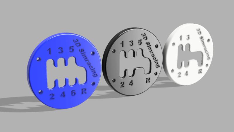 [3D Simracing] Conception de produits bon marché pour le Simracing 15152813