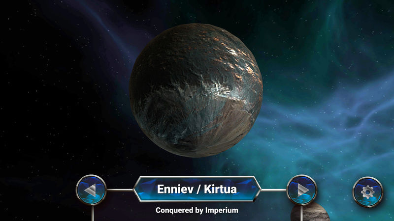Enniev, Agrimonde du système Kirtua Screen10