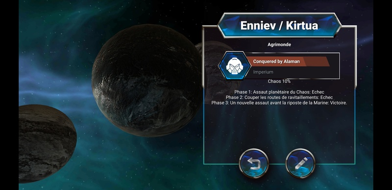 Enniev, Agrimonde du système Kirtua Screen13