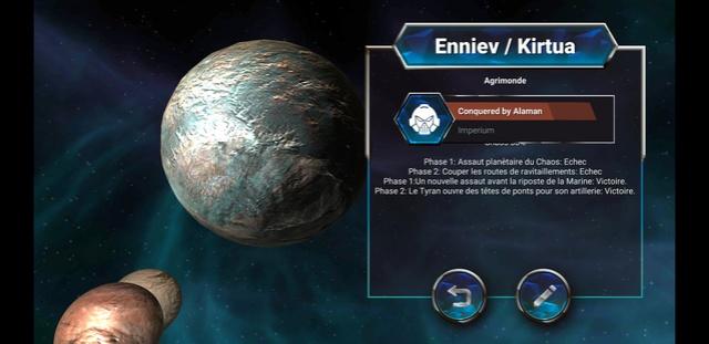 Enniev, Agrimonde du système Kirtua Screen14