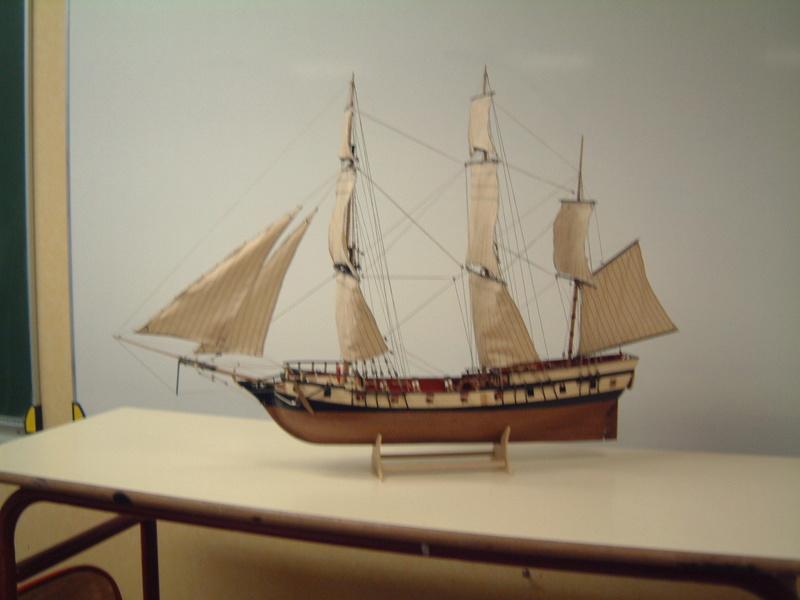Le Tonnant - frégate corsaire du XVIIIème Dscf0020