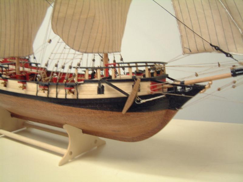 Le Tonnant - frégate corsaire du XVIIIème Dscf0022