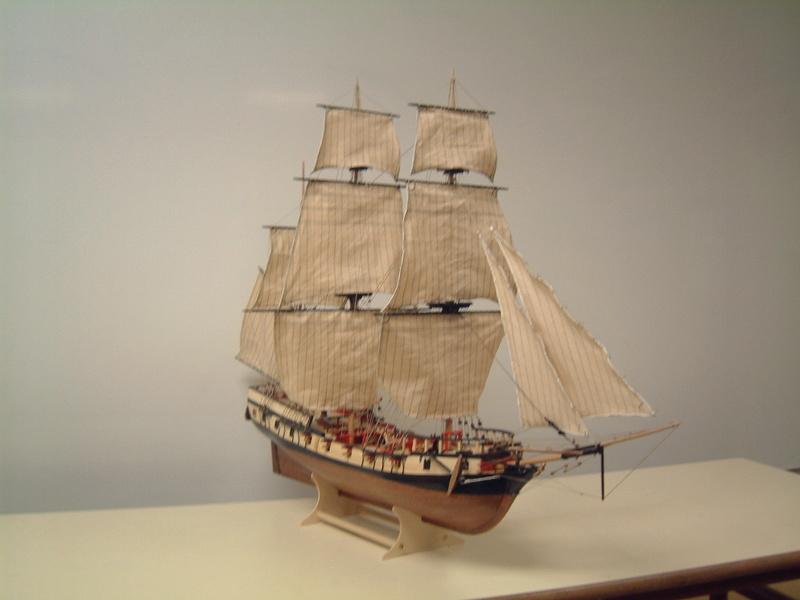 Le Tonnant - frégate corsaire du XVIIIème Dscf0023