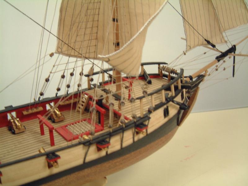 Le Tonnant - frégate corsaire du XVIIIème Dscf0024