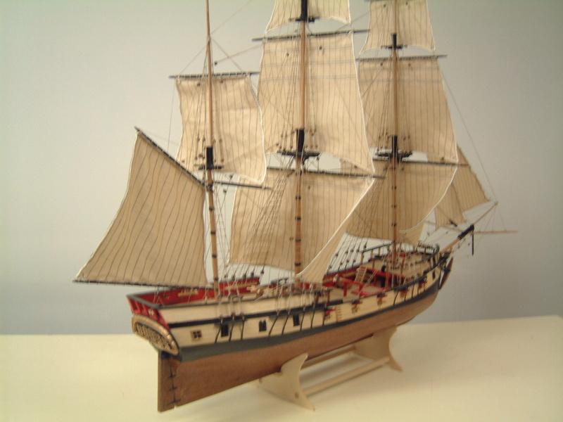 Le Tonnant - frégate corsaire du XVIIIème Dscf0026