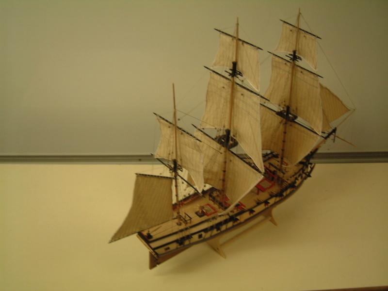 Le Tonnant - frégate corsaire du XVIIIème Dscf0027