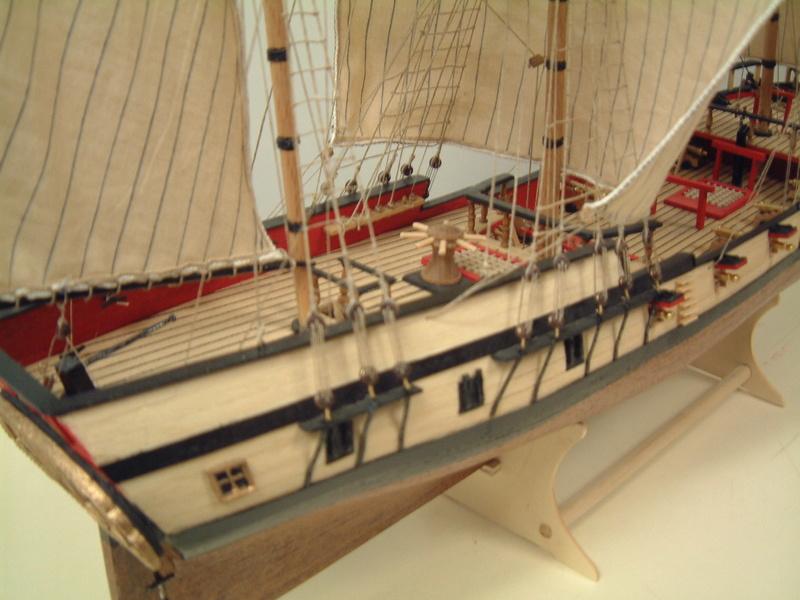 Le Tonnant - frégate corsaire du XVIIIème Dscf0028