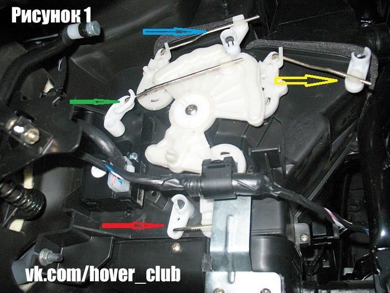 Диагностика климат контроля HOVER 3yoec612