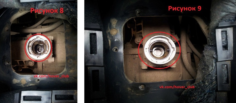 Трудности при переключение передач на Hover H3 и H5.  8-910