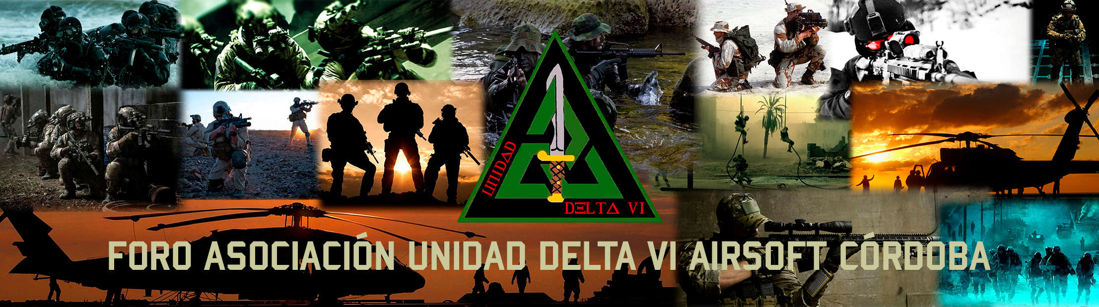 Unidad Delta VI Airsoft Córdoba