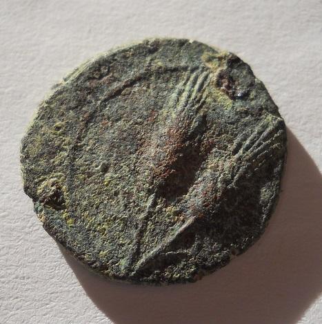 Monnaie antique apparemment inconnue ? 313