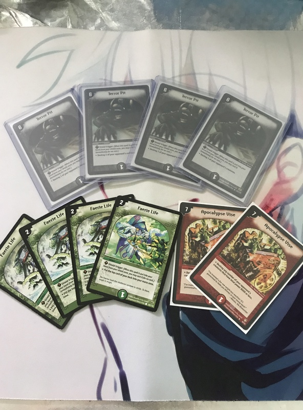 Selling my DM deck building sets Img_5812