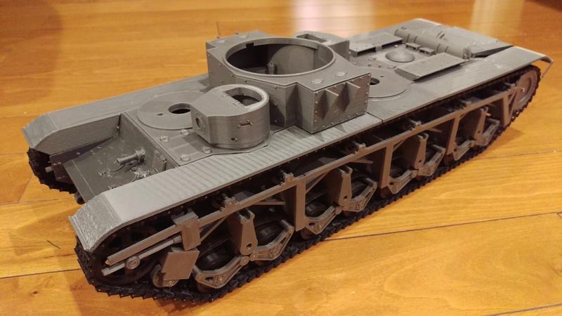 3D Printed T-35A Imag0310