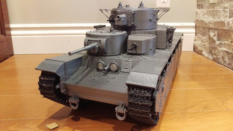 3D Printed T-35A - Page 2 Imag0317