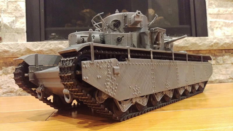 3D Printed T-35A - Page 2 Imag0318