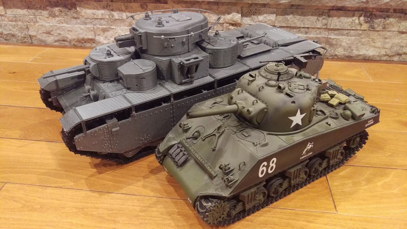 3D Printed T-35A - Page 2 Imag0321