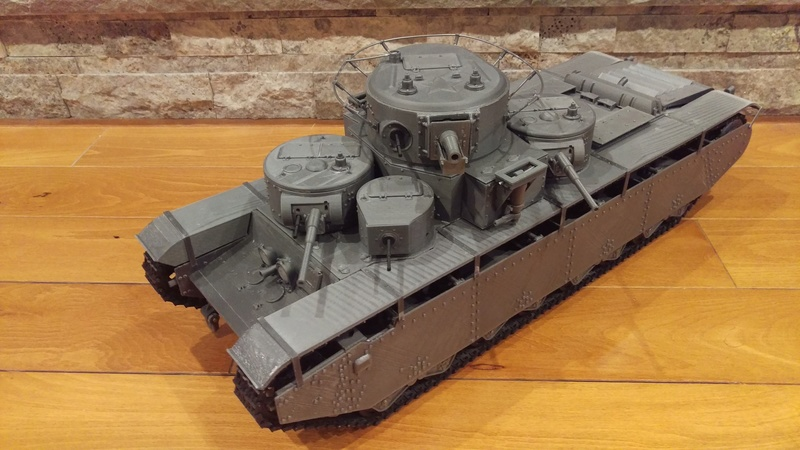 3D Printed T-35A - Page 2 Imag0323