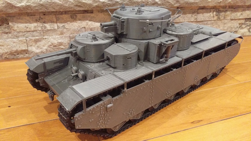 3D Printed T-35A - Page 2 Imag0324