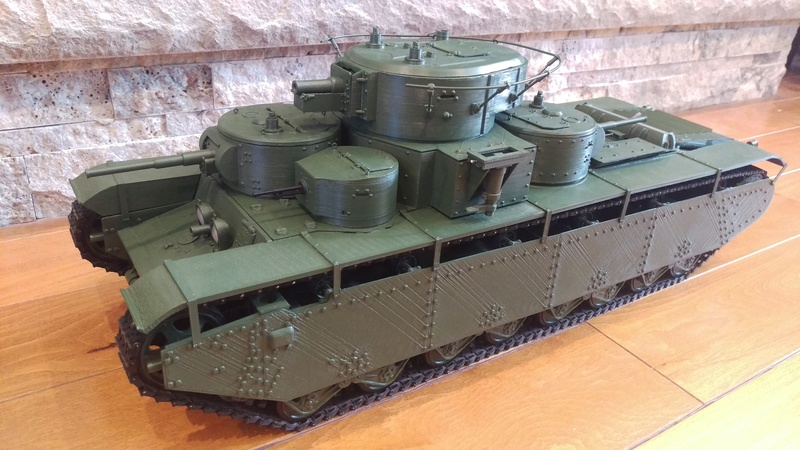 3D Printed T-35A - Page 3 Imag0412
