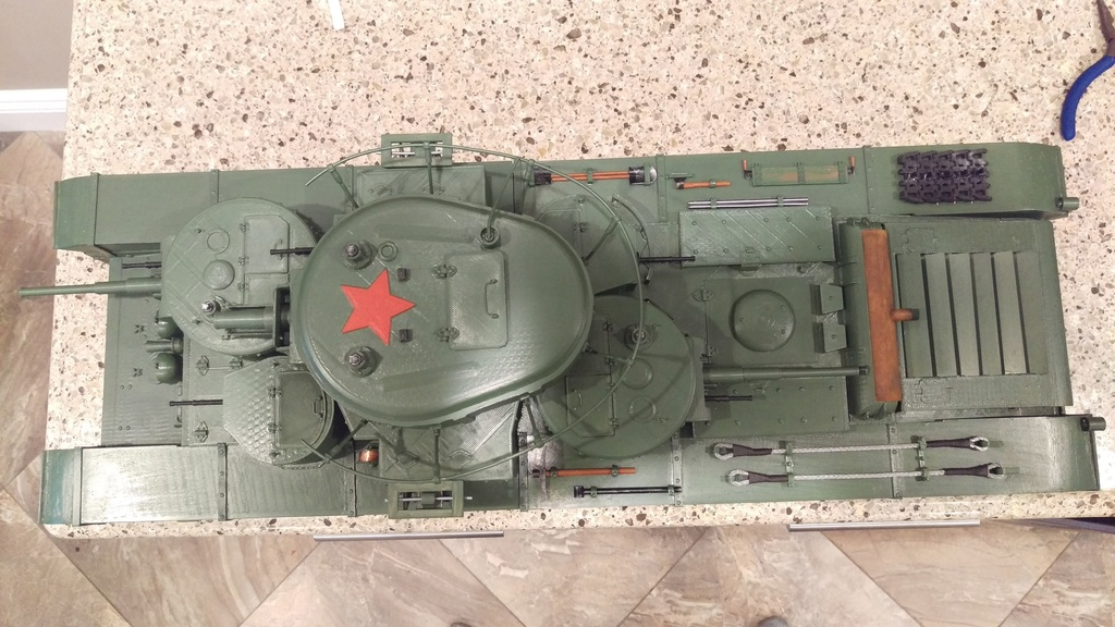 3D Printed T-35A - Page 3 Imag0415