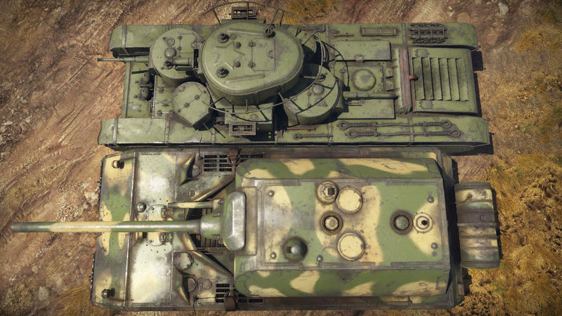 3D Printed T-35A - Page 3 Monste11