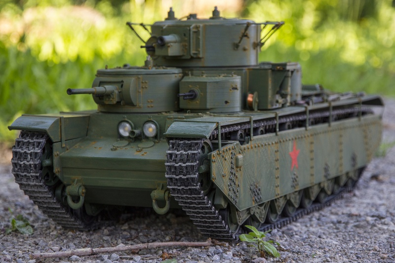 3D Printed T-35A - Page 3 T-35_110