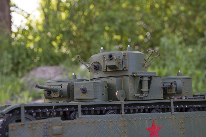 3D Printed T-35A - Page 3 T-35_410