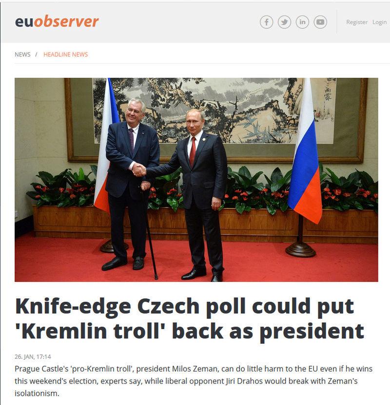 Echec pour les européistes : le président tchèque réélu Sans_t10