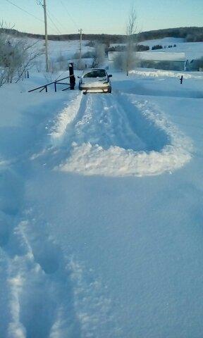 On passe dans la neige 00810