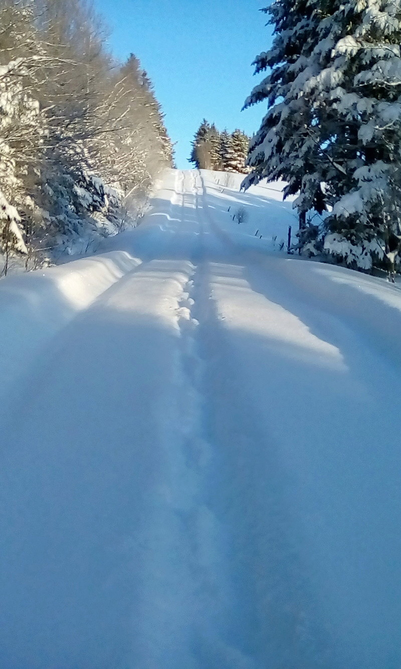 On passe dans la neige 00910