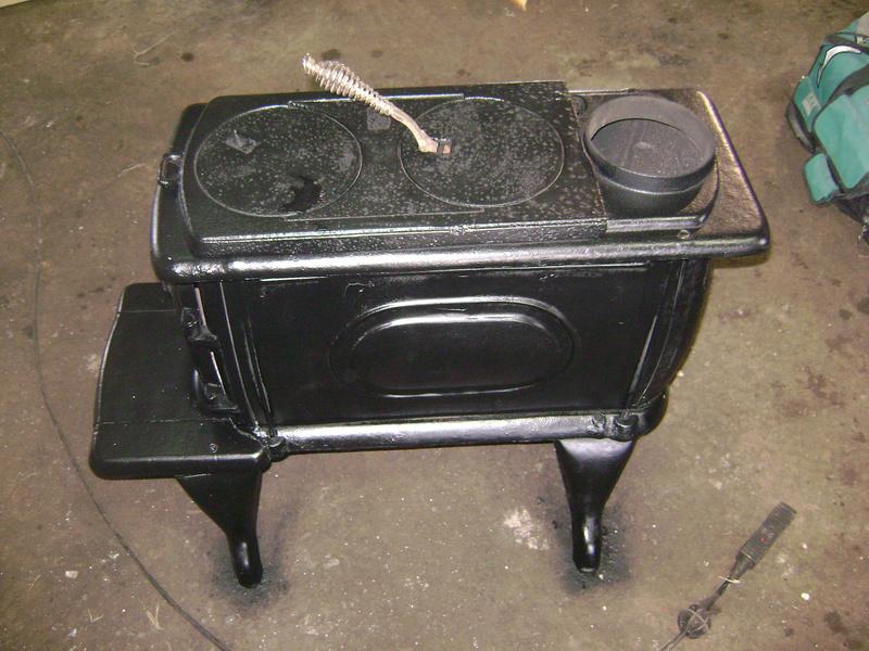 A vendre box stove antique d'une valeur historique!!! (VENDU) Dsc01210
