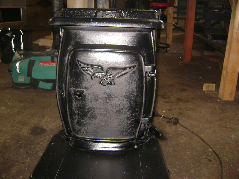 A vendre box stove antique d'une valeur historique!!! (VENDU) Dsc01211
