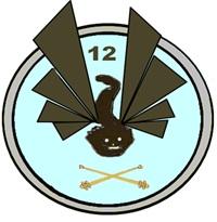 GROUPEMENT DE DCA INSIGNE  12og_b10