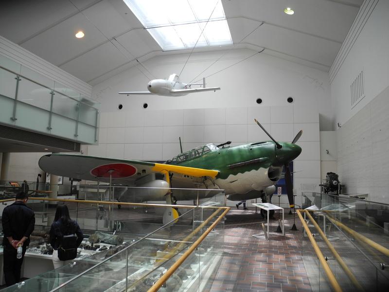 ZOOM SUR LE OHKA (avion suicide) Dscn5111