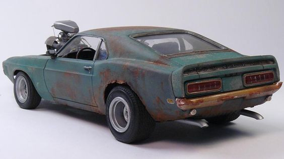 """Shelby 69 """"mad max"""" 1/24 - Page 2 1c802d10"""