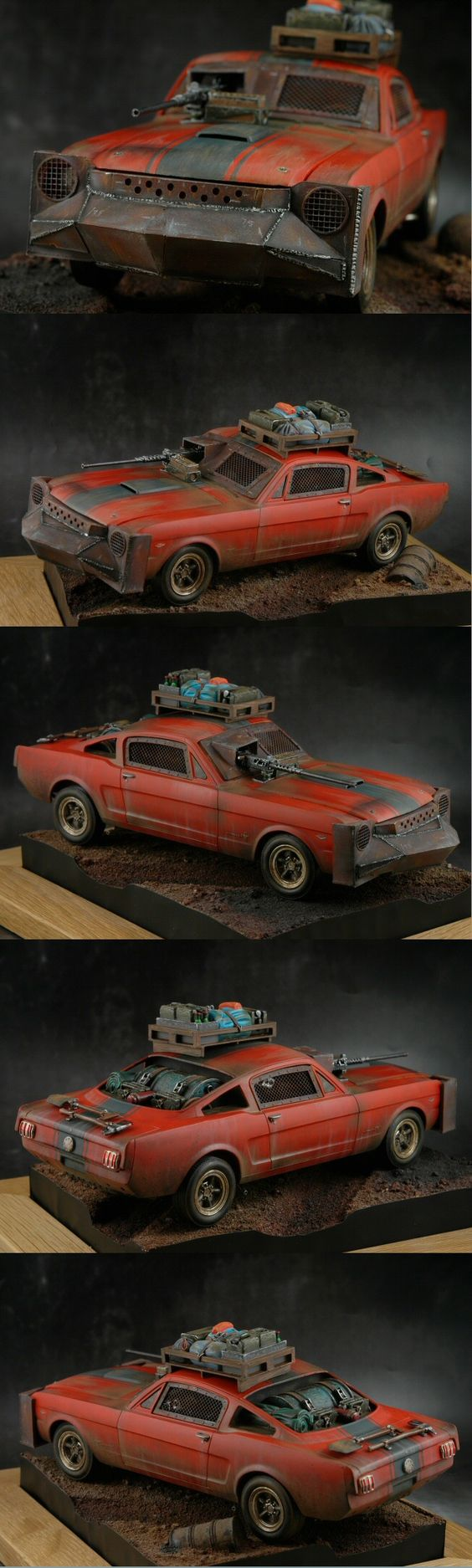 """Shelby 69 """"mad max"""" 1/24 - Page 2 C8eb5c10"""