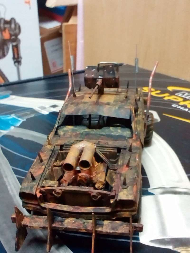 """Shelby 69 """"mad max"""" 1/24 P_201812"""