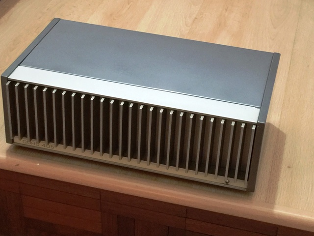QUAD 405 Class A Power Amplifier  (made in England) (Sold) 119
