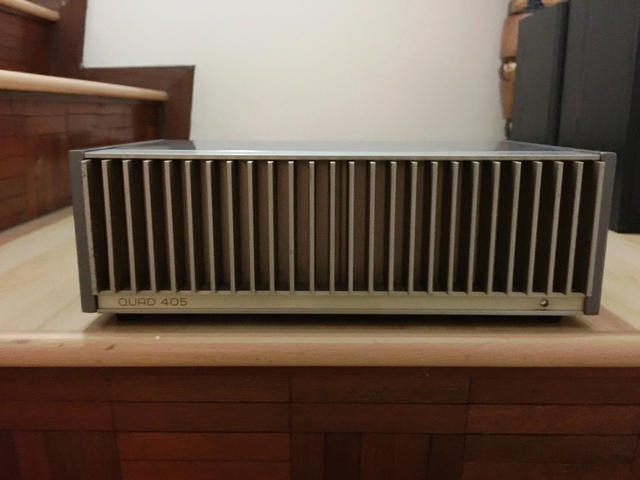 QUAD 405 Class A Power Amplifier  (made in England) (Sold) 518
