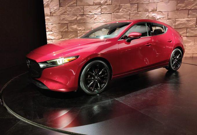 Mazda 3 SkyActiv-G (Mars 2019) et SkyActiv-X (Fin 2019)  Mazda310