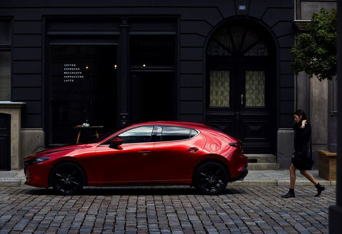 Mazda 3 SkyActiv-G (Mars 2019) et SkyActiv-X (Fin 2019)  Mazda312